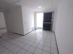 JARDIM DAS ACÁCIAS - Apartamento com 2 dormitórios para alugar, 64 m² por R$ 500/mês - Tab