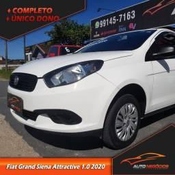 Fiat Grand Siena Attractive 1.0 2020 Gnv