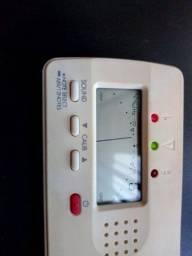 Afinador  Korg  Digital  Compacto  Cromatico