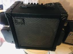 Amplificador Cube 60 Roland De Guitarra Impecável com efeitos