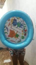 Vendo piscina e mini Melissa