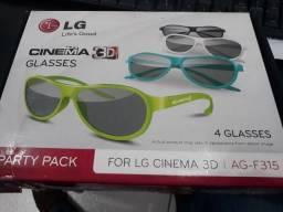 Óculos 3D Lg AG-F315