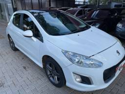 Peugeot 308 Allure manual ano 2013