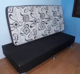Cama Box + Colchão Solteiro