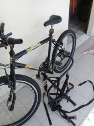 Vendo  porta Beik para 2  bicicletas  por 110 reais