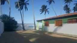 Alugo casa de praia beira mar Baia da Traição