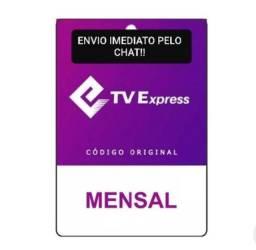 Título do anúncio: TV Express Recarga Oficial