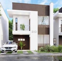 Título do anúncio: A=Ilha Prime Pinheiros Cond com 26 casas Duplex no Barrio  Cohama  Garagem para 2 carros.