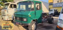Mercedes L 608 Chassis