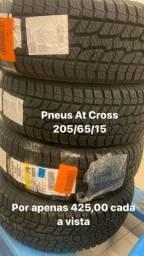Pneus At Cross modelo Scorpions 205/65/15 zeros