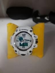 Relógio g shock branco
