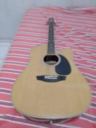 Vendo ou troco violão Strinberg folk 65c Jumbo
