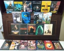 DVDs originais.
