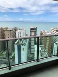 JS- Andar alto Antônio e Julia Lucena - 3 quartos (92m²) em Boa Viagem - 2 Vagas
