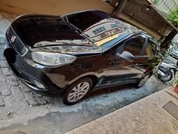 Grand Siena 1.4 8v 2019 Único Dono 18mil KM+Revisoes Fiat+GNV+Serve Úber+Financio+Troco