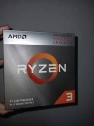 Computador Gamer/Home Office - SSD/HD/Ryzen/16GB