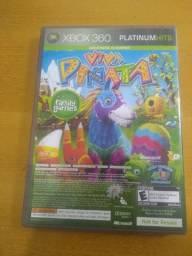 Dois jogos Xbox 360 - Banjo-Kazooie e Viva Pinata