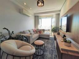 Apartamento com 3 dormitórios à venda, 89 m² por R$ 550.000,00 - Alto - Piracicaba/SP