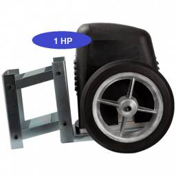 Motor Portão Eletrônico Pivotante Robô Industrial 1hp PI.SEG-05