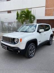 Jeep Renegade longitude Diesel 4x4 Aut completo Branco 2018