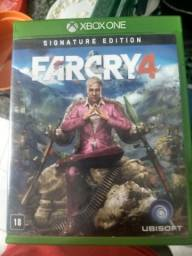 Far cry 4 Xbox one semi novo