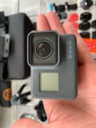 Camera Go Pro Hero 5 Black com acessorios