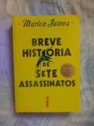 Livro - Breve História de Sete Assassinatos