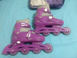 Patins Newest Roxo