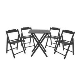 Conjunto Beer mesa e cadeiras tramontina