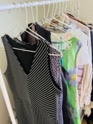 Lote de roupa de sair (maioria de marca) 18 PEÇAS
