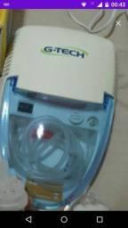 Nebulizador inalador g-tech sônico