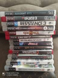 Lote de Jogos PS3 ( Original)