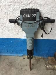 Martelo Demolidor Gsh 27 Vc Bosch 2000w 110v