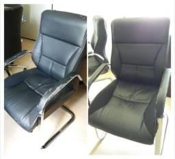 Cadeira fixa para visita