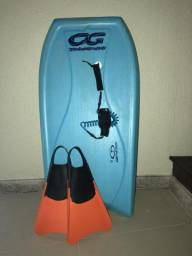 Prancha de surf body board
