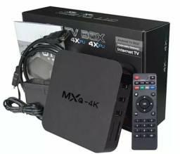 Tv box Mxq 4k pro 2g RAM e 16g