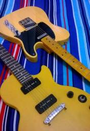 Guitarra Fender Squier Classic Vibe Telecaster 50s Butterscotch Blonde