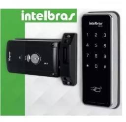 Fechadura Eletônica Intelbras - controle de acesso
