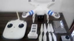 DRONE PHANTON 2 - TOP PARA VENDER HOJE C/ CARREGADOR , BATERIA e RADIO CONTROLE