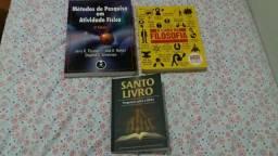 Livros diversos (a partir de R$ 15,00)