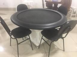 Mesa para carteado e jantar R-6
