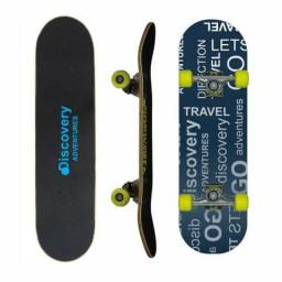 Skate Semi Profissional Discovery Adventures Yins - Cores