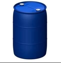 Vendo tambor 200 litros bombas de plástico