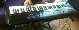 Vendo um teclado Roland Juno-d