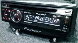 Som automotivo CD Pioneer DEH-3050UB