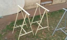 Cavaletes para mesa - Dourados MS