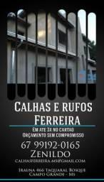 Calhas & Rufos 99192-0165