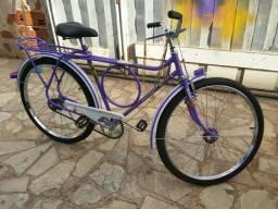 Rara Bicicleta Antiga Monark Barra Circular Brasil de Ouro 1973