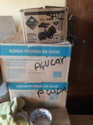 Usado, Vende-se Saches de Açúcar e Sal comprar usado  Rio Acima