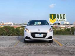PEUGEOT 208 2017/2018 1.2 ACTIVE 12V FLEX 4P MANUAL - 2018